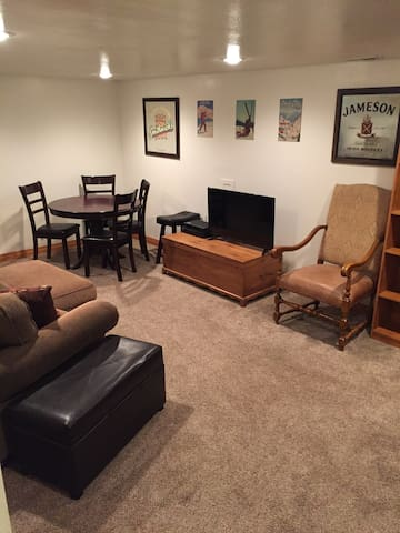 Comfortable home base in Heber