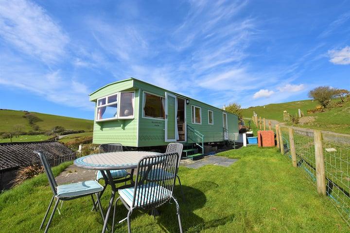 2 Bedroom Caravan, Sleeps 6 , Aberdovey