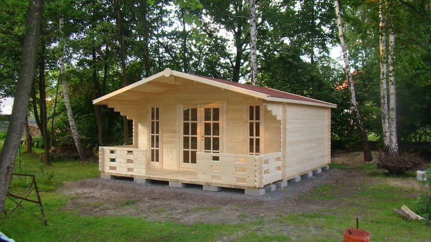 Domki i Camping Green Velo Tolkowiec DV2