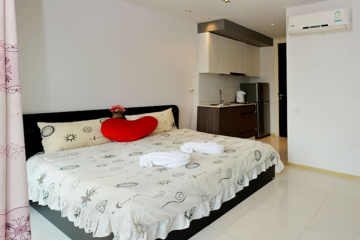 Studio B47 @ The Gallery. Jomtien - Pattaya - Appartement