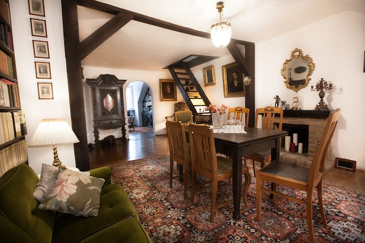 """""""Royal Apartment"""" in the heart of the Old Town - Warszawa - Appartement"""