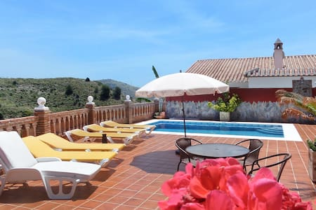 Amazing Views - Villa Alvarez - Nerja - Villa
