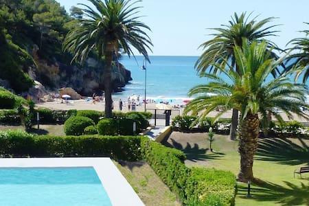 apartamento en primera linea de mar - Tarragona - Lejlighedskompleks