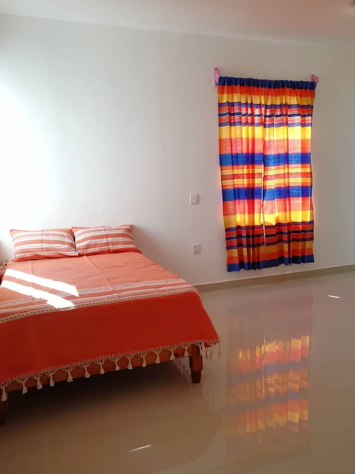 Casa Guelaguetza  cómodo y acogedor. te encantará!