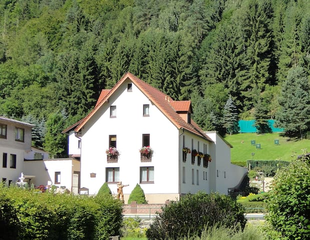 Gästehaus Hofmann Rohrbach /Thüringer Wald