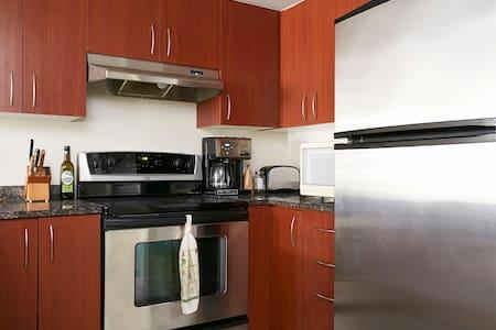 Beautiful Condo - Heart of Montreal - Montreal - Condominium