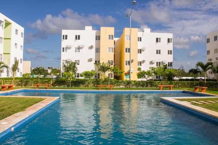 Tu departamento en Cancún