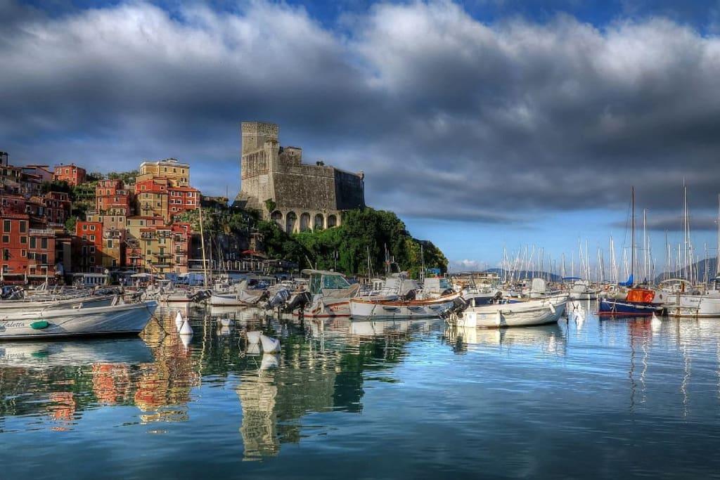 Quot Le Perle Quot Lerici Golfo Dei Poeti Cc011016 Lt 0163 Flats