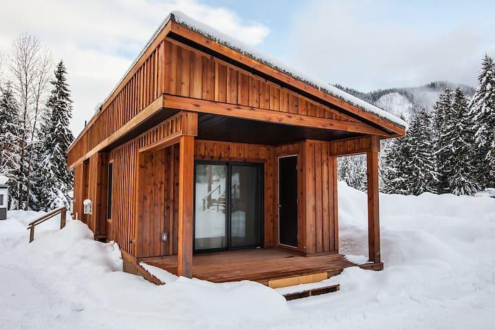 Cozy Cabin #8 at Boulder Mountain Resort