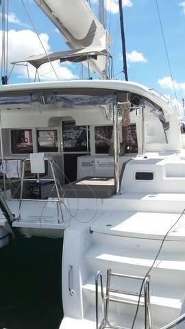 Villa Catamaran Fort Louis saint Martin - Sint Maarten - Boat