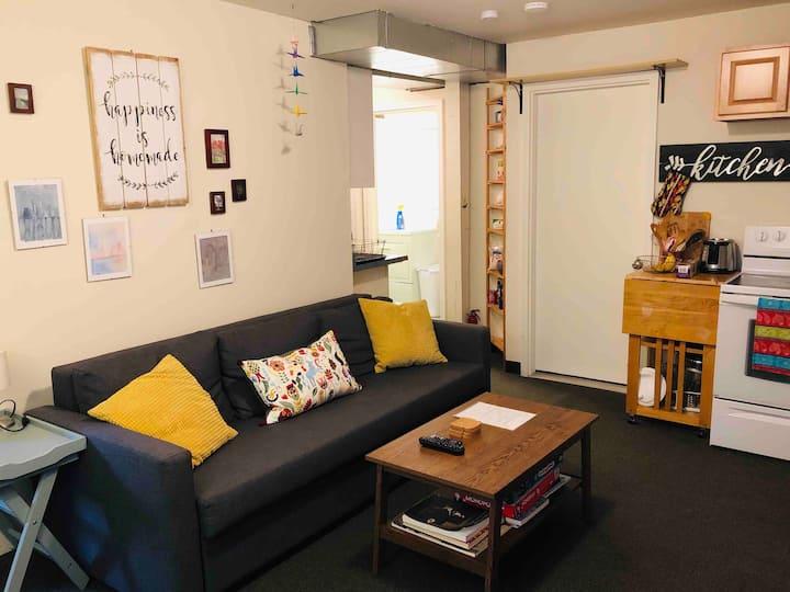 Mieszkanie 1 pokojowe w Seattle
