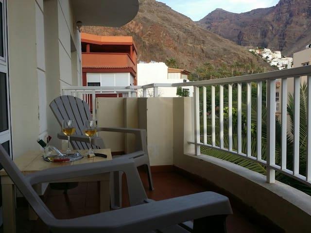 Apartamento en La Playa de Valle Gran Rey