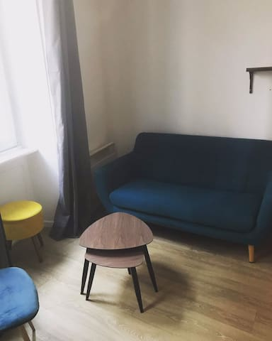 Charmant appartement refait à neuf