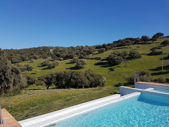 Absolute Privacy in the Sardinian Countryside