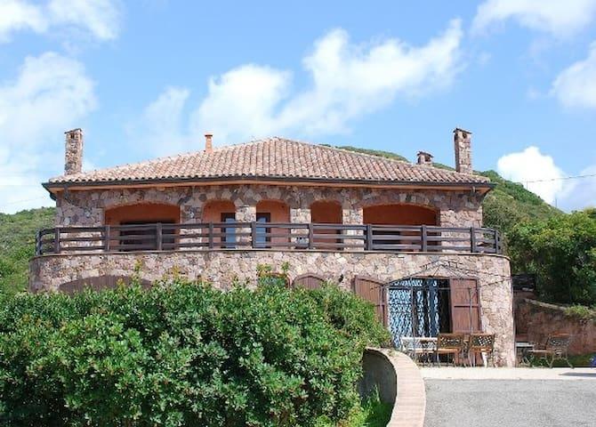 Luna e' Pedra-Room 4 pax Villa with wonderful view