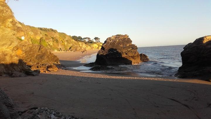 Maisonnette bord de mer