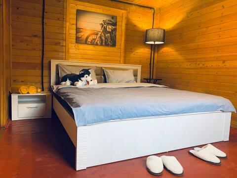 Современный  уютный гостевой дом