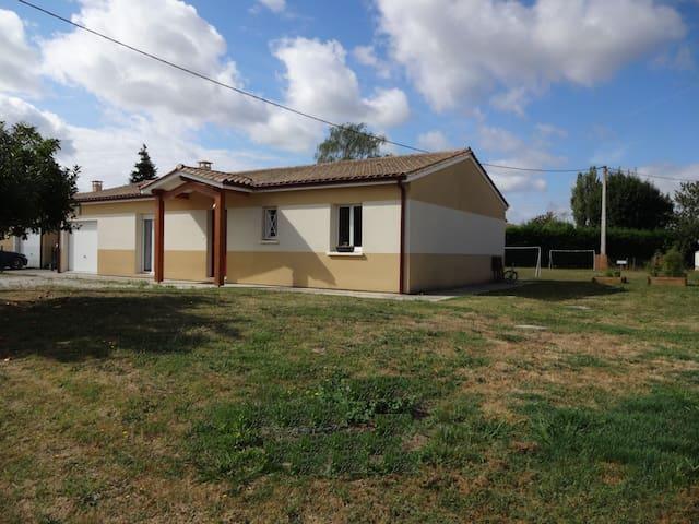 Maison 90m2 au coeur des vignobles - Saint-Loubès - Maison