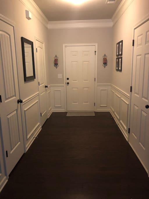 Entryway.