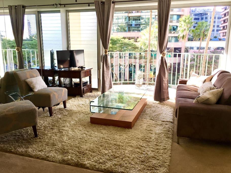 waikiki 2 bedroom condo 2ldk condominiums for rent