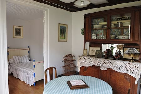 Bungalow  dans  jardin proche Fontainebleau - Thomery - Banglo