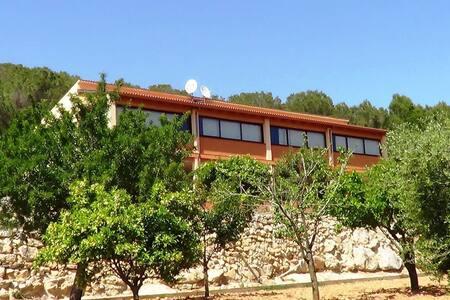 Casa Rural La Graiera en Calafell - Calafell - Casa