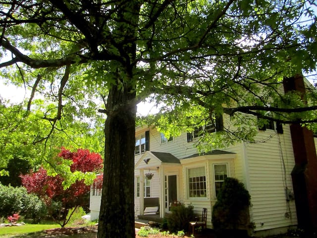 Charming Old Colonial in Rhinebeck - Rhinebeck - House