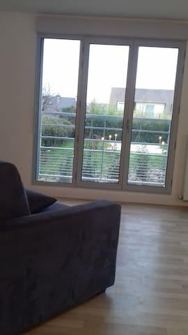 Chambre privée dans appartement lumineux au calme - Massy - Appartement