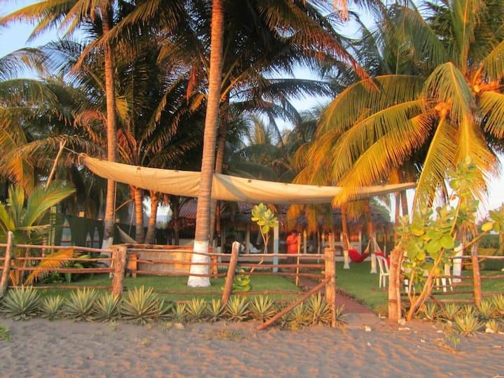 Casa tropical en Costa Azul