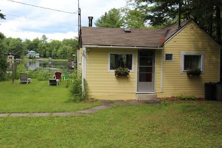 Cottage Rental on Stoney Lake, ON - Harcourt