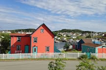 The Pumpkin House is Licensed by the Government of Newfoundland & Labrador Department of Business, Tourism, Culture and Rural Development as well as registered with Canada Select. We offer you a 4 star vacation home.