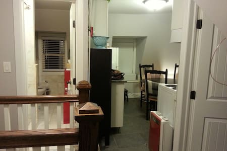 a petite pied-a-terre - Englewood - Apartment
