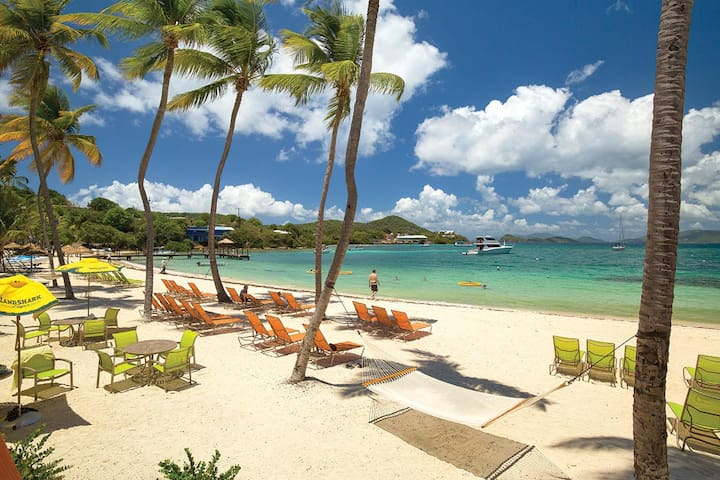 Private Beach and Cove