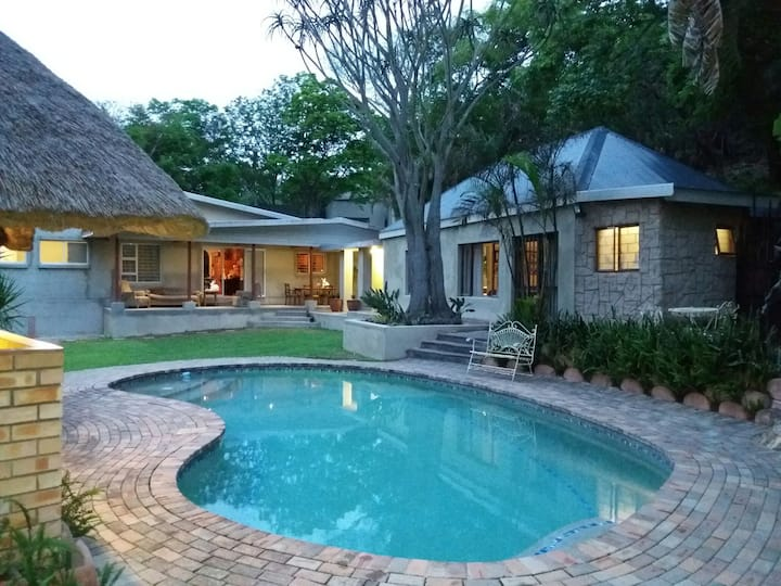 2 Bedroom Self Catering Cottage in Nelspruit