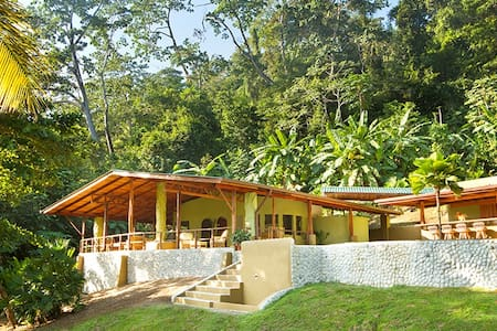Jungle and Beach Retreat - Puerto Jiménez - House