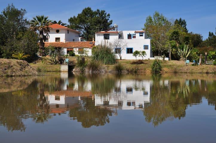 Ferien in der Natur,T2 QuintadaTosca - Aljezur - Apartamento