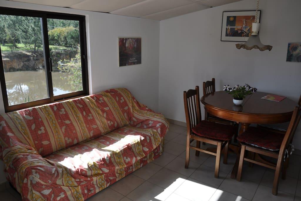 Quinta da Tosca,T2,Wohnküche