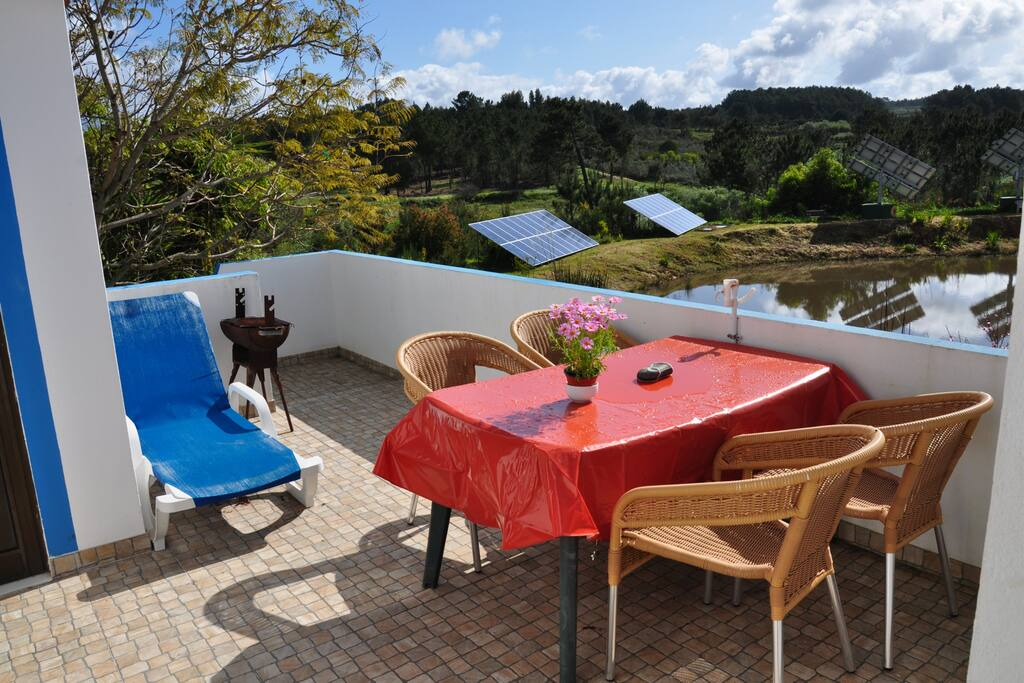 Quinta da Tosca,T2,Terrasse