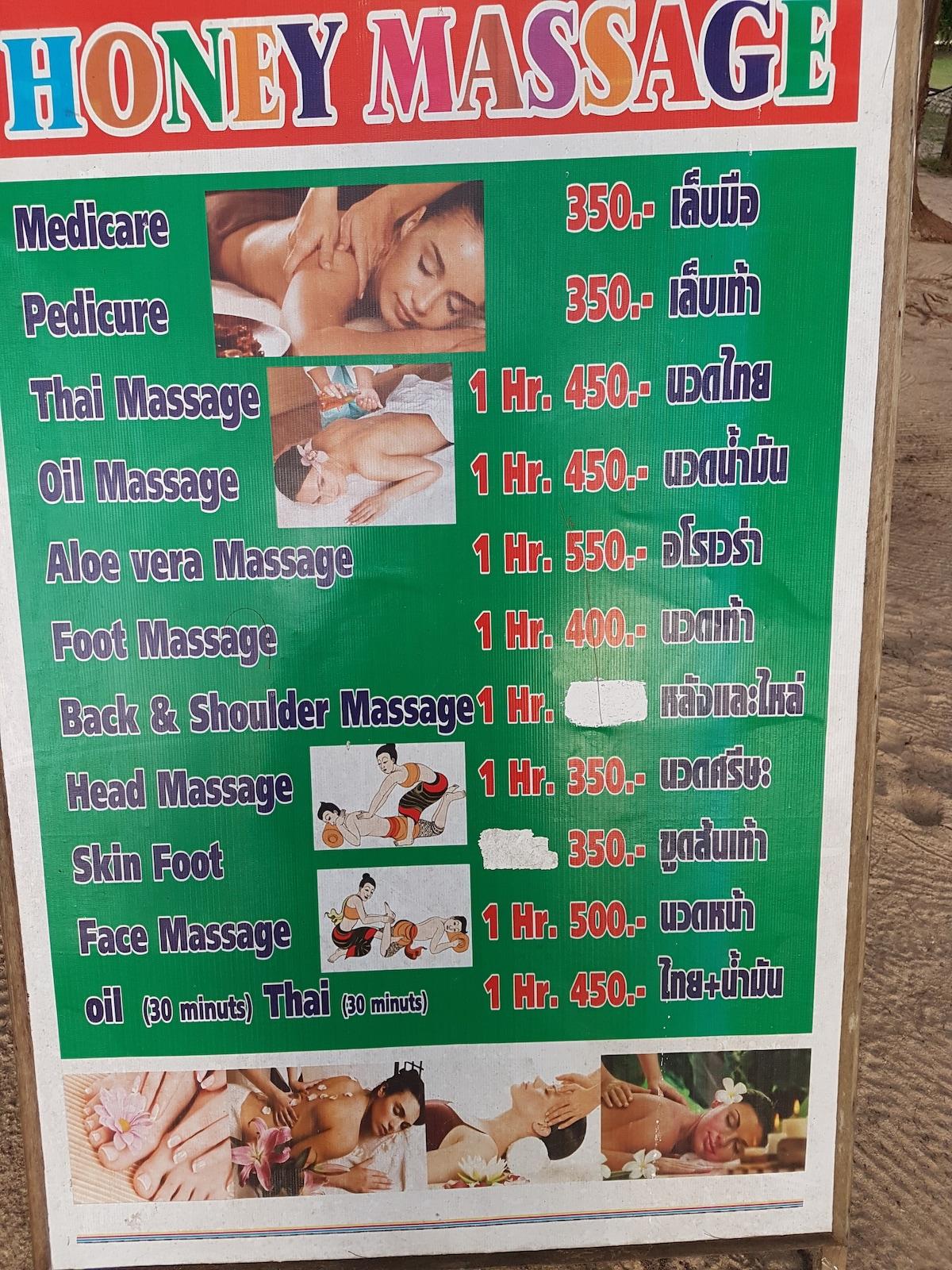 strand massage thaimassage amager