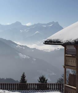 Alpine getaway - Leysin - Huoneisto