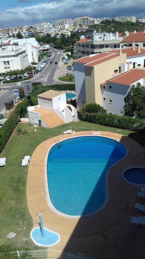 Central Location One Bedroom with Pool