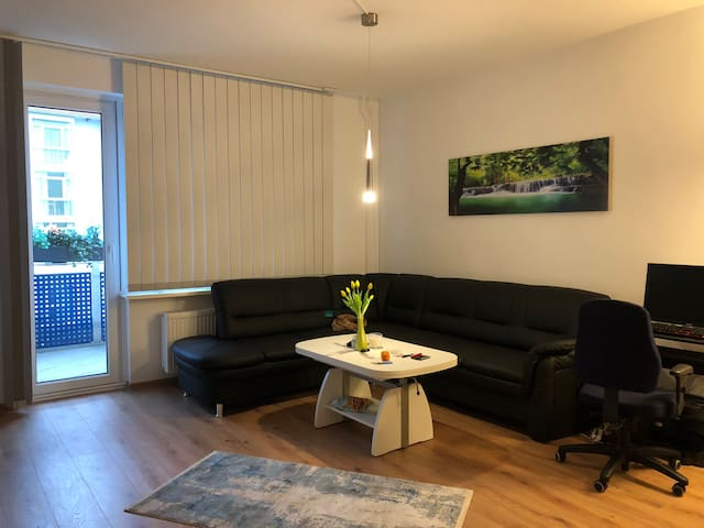 new 1-room apartment in berlin