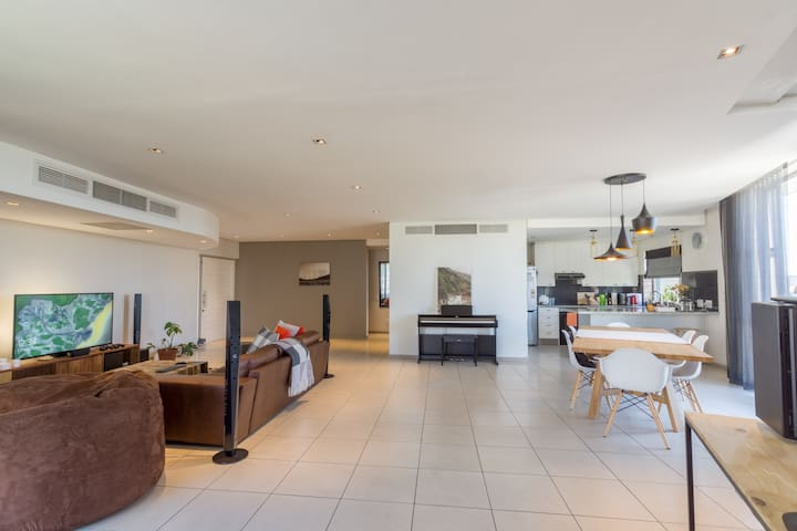 Luxury 2 Bed/Bath walking dist to CTICC and V&A - Cape Town - Apartment