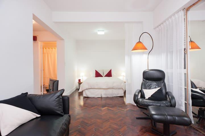 Moderno departamento en Recoleta