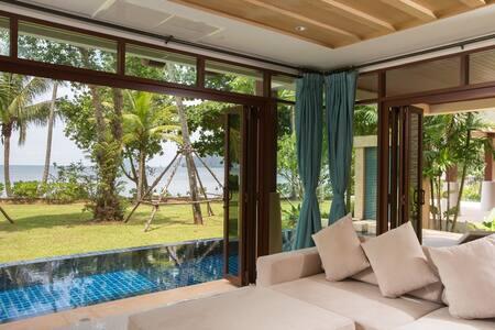 Amatapura Beachfront Villa 14 - Krabi, Thailand - 別荘