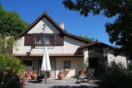 Toscaanse droom Villa La Colombaia, Salaiola - Salaiola - วิลล่า
