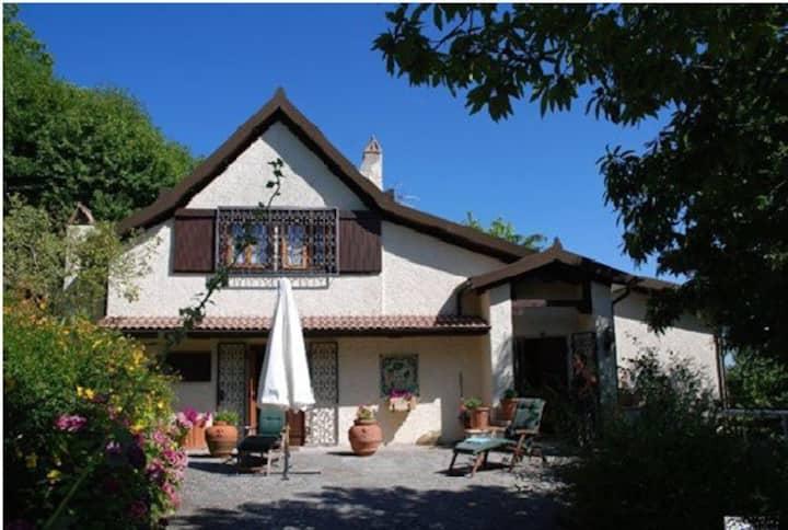 Toscaanse droom Villa La Colombaia, Salaiola