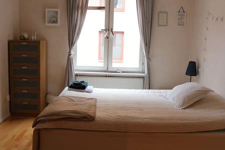 Room in cosy Haga, Old Town. - Göteborg