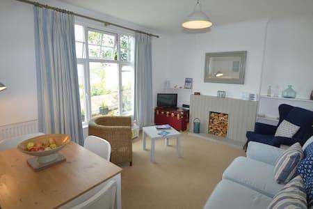 Gulls View - Polruan Holiday Cottages Cornwall - Polruan - Haus