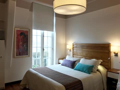 Palacio Salvo Apartamento, moderno, bien equipado
